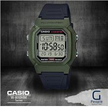 CASIO W-800HM-3A DIGITAL WATCH ☑ORIGINAL☑