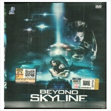 Beyond Skyline English Movie DVD
