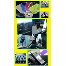 Magic Mat Non Slip Anti-Slip Dashboard Sticky Pad phone/Gps/apple/mp4
