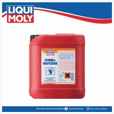 Liqui Moly Rapid Rust Solvent 5L, Car Care (Clean & Protect) 3611