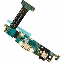 ORIGINAL Charging Board Home Ribbon Samsung Galaxy S6 Edge G925F ~MIC