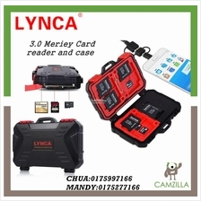 LYNCA 3.0 Memory Card reader and case