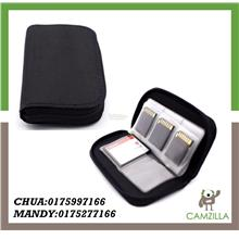 Memory Card Carrying Case for CF CARD AND SD CARD