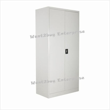 Full Height Cabinet Cupboard come with 3 Adjustable Shelves