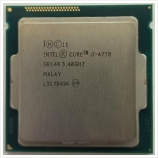 Intel® Core™ i7-4770 Processor 8M Cache, up to 3.90 GHz