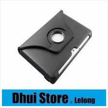 360 Degree Rotary Leather Case for Galaxy Note 10.1 N8000
