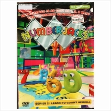 Number Jacks Series 2 - Learn to count special DVD
