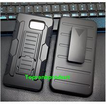 2 in 1 @ Samsung Galaxy A5 A7 2016 ShakeProof Armor Case Cove Casing