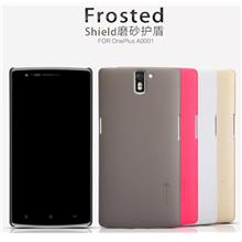 Nillkin OnePlus One Plus One Frosted Shield Back Case Cover Casing +SP