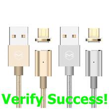 (QC 3.0) MCDODO CA-211 Magnetic Quick Charge Micro USB Cable J8 J6 J4