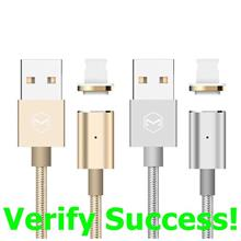 MCDODO CA-210 Magnetic Charging Cable iPhone XS Max XR X 8 7 6S 6 Plus