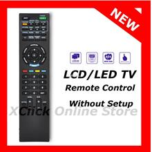 RM8 Rebate, LED TV Remote Control- Compatible for TV Sony