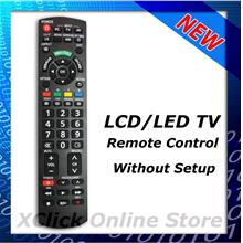 LCD LED TV Remote- Comaptible for Panasonic