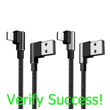 (Fast Charge) MCDODO CA-337 Lightning Gaming USB Cable iPhone XS XR X
