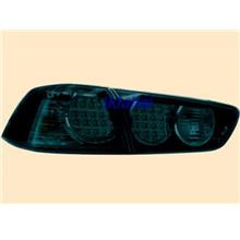 Mitsubishi Lancer `08 4B11 Tail Lamp Crystal LED Smoke [MT22-RL03S-U]