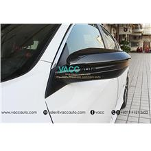 Honda Civic (10th Gen) Side Mirror Carbon Cover