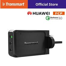 Tronsmart W3PTA 3 USB port Qualcomm Quick Charge 3.0 Wall Charger)