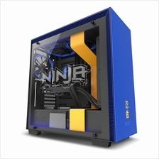 # NZXT H700i Ninja Special Edition T.G Mid-Tower Case #