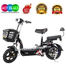 New Electric Bicycle Bike Scooter Pedal Recharge Battery 48V