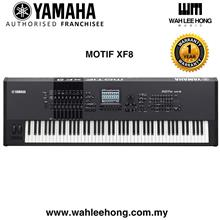 yamaha motif xf8 88 key music production synthesizer