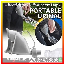 Portable Urinal Toilet Camping Car Travel Pee Outdoor Stand Up