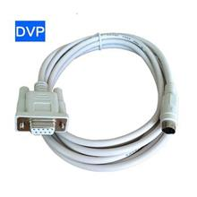 PLC Programming Cable RS232 DB9 F to MD8 8-Pin M DVP