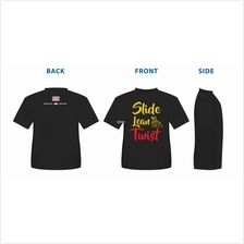Liqui Moly 'Slide Lean Twist' Design T-shirt, SLT-01 )