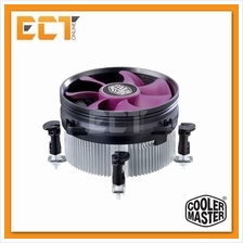 Cooler Master X Dream i117 CPU Air Cooler (CM-RR-X117-18FP)