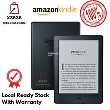 "Kindle E-reader (8th Gen) 6"" Glare-Free Touchscreen Display, Wi-Fi"