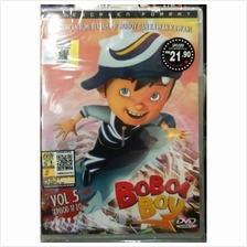 Boboiboy Vol.5 Episode 17-20 Anime DVD