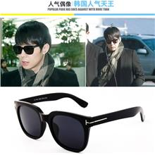 Korea Star Style Retro T Shape Unisex Glasses