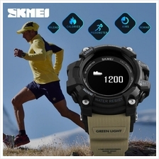 Smart Sport Watch Heart Rate Pedometer Calorie Waterproof Bluetooth