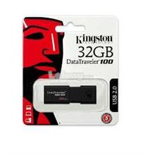 KINGSTON 32GB USB3.0 DT 100 G3 FLASH DRIVE (DT100G3/32GBFR)