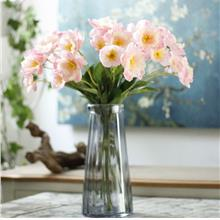 1 BRANCH 2 HEADS SIMULATION ROSEMARY HOME DECORATION ARTIFICIAL FLOWER..