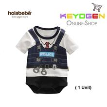 Holabebe Baby Romper Little Po.lice R590