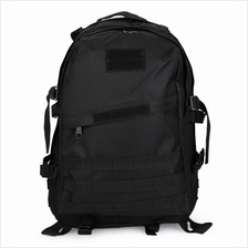 STYLISH WATERPROOF BACKPACK FOR OUTDOOR ACTIVITY (BLACK)