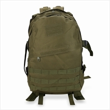STYLISH WATERPROOF BACKPACK FOR OUTDOOR ACTIVITY (ARMY GREEN)