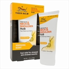 TIGER BALM NECK & SHOULDER REGULAR 50G