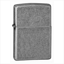 Zippo Lighter Classic Antique Silver Plate (121FB)