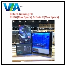 Refurb Gaming PC Set B - PUBG (Max Specs) and Dota 2 (Max Specs)~8GB Ram