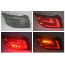 Toyota Vios 14- Smoke Light Bar LED Tail Lamp