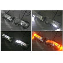 Toyota Camry 06-12 Side Mirror Signal w Light bar & LED