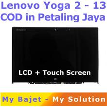 Lenovo Yoga 2 13 LCD + Touch Screen Skrin Digitizer Spare Part