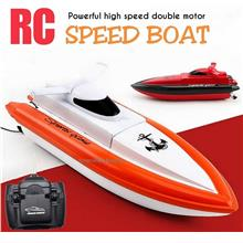 HEYUAN 800 Realistic High Speed RC Racing Boat Remote Speedboat Toy