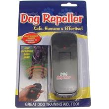 NEW Ultrasonic Dog Repeller/Training Aid. Protect Yourself at All Time