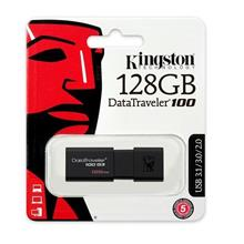 KINGSTON 128GB DATA TRAVELER 100 G3 USB3.0 FLASH DRIVE (DT100G3/128GB)