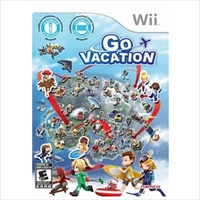 Go Vacation Wii Wii U NTSC