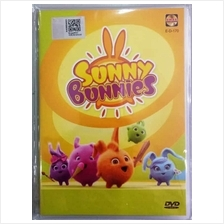 Sunny Bunnies Children Cartoons 15 Episodes DVD