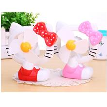 Hello kitty Cute Portable USB Fan