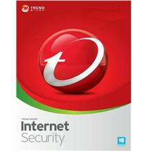 Trend Micro Internet Security 2019 - 1 Year 3 PC Windows 7 8 10